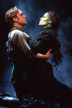 Wicked - Leo Norbert Butz and Idina Menzel