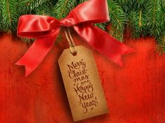 Merry Christmas Wishes Merry Christmas Images Free, Christmas Bows, Merry Christmas And Happy New Year, Christmas Pictures, Christmas Time, Happy Holidays, Public Holidays, Christmas Background Images, Christmas Wallpaper