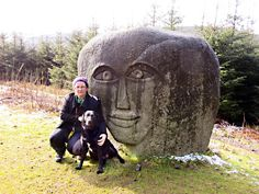 Talking Head Stane Ae Forest.