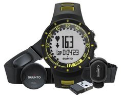 Suunto Quest Running Pack HRM Training Watch  One  Black ** Find out more about the great product at the image link.