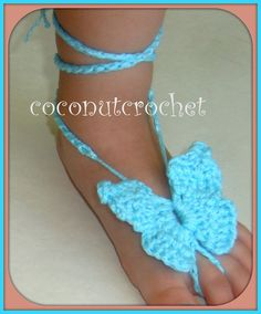 barefoot sandals...so cute and perfect for mexico