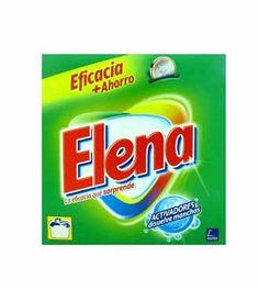 ELENA Detergente en polvo lavadora 26+9  Precio en Atudisposicion:   4,99€