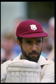 Jeffrey Dujon - Former West Indian fast bowler in the game of cricket. Was the gymnastic hub of those all-conquering Windies sides, a man who never participated in a losing series and whose tally of victims has been exceeded only by Ian Healy and Rod Marsh.
