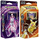 #9: Pokemon Mewtwo & Pikachu XY Evolutions TCG Card Game Decks - 60 cards each | http://ift.tt/2dydn8a | #tradingcards #tradingcard #tradingcardgame card games Trading card trading card games trading card stores pokemon buddy fight cardfight vanguard Disney doctor who football force of will legend of the five rings moshi monsters my little ponies skylanders world of warcraft naruto harry potter yu gi oh lord of the rings