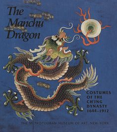 The Manchu Dragon - Mailey, Jean - Yale University Press