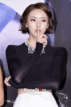 Lee Da Hee - 'Secret' Press Conference