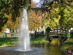 Paisajes para descubrir: Parque Arenatzarte en Güeñes (Bizkaia)
