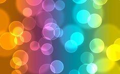 Bokeh Wallpaper by Colorsplashed. Bokeh Wallpaper, Writing Inspiration, Nespresso, Find Image, Bubbles, Sparkles, Color, Colour, Colors