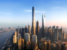 The topping out of Shanghai Tower marks a key step in creating the world's second-tallest building. Gensler's innovative tower breaks new ground in how it connects to the urban fabric and draws community life high up into its unique sky lobbies. It changes the game for super-tall buildings.
