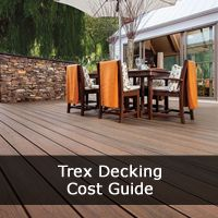 Our Trex Deck Cost guide provides a thorough guide to the Prices & Costs for Trex decking ranges and designs.