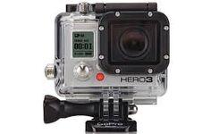 GoPro - HD Hero3: White Edition Action Camera - White $199.00 via bestbuy.com