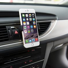 News D-bird Air Vent Car Mount Holder for Cell Phone - Black   buy now     $9.99 Perfect Road Companion Universal air vent car phone mount compatible with all major brands and devices, including all phablets,... http://showbizlikes.com/d-bird-air-vent-car-mount-holder-for-cell-phone-black/