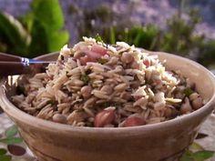 Get Giada De Laurentiis's Orzo Salad Recipe from Food Network