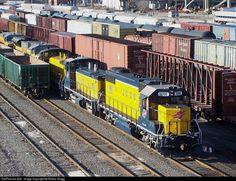 RailPictures.Net Photo: ALS 2000 Alton & Southern Railway EMD GP38-2 at Saint Louis, Missouri by Robby Gragg