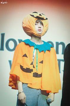 BTS Halloween <3 Jin