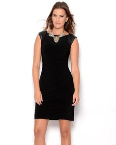 Anne Klein Dress for $47 at Modnique.com. Start shopping now and save 61%. Flexible return policy, 24/7 client support, authenticity guaranteed