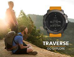 Suunto Traverse El reloj para aventureros.