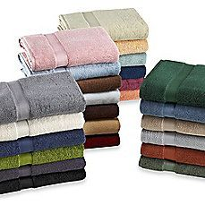 Wamsutta® Cotton Duet Towels