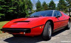 1975 Maserati Bora Coupe