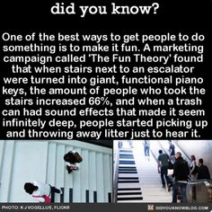 Sound Effect Trash Cans need to be everywhere!  #awesome #interesting #humanbehavior #govote   Share the helpful knowledge! Tag your friends in the comments.  We post different content on all our different social media channels. Follow all our accounts so