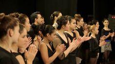 Clínica de danza en Lanús con Iñaki Urlezaga