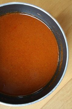 Sweet and Spicy: BEST RED ENCHILADA  SAUCE