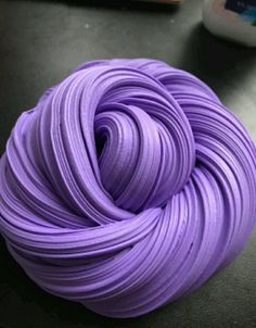 Royal Purple Butter Slime! #slime