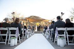 Ullman Terrace Ceremony by desertbotanicalgarden, via Flickr