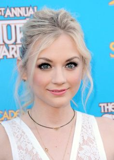 Emily Kinney - Runner up for the casting of Nicole in The Prophecy of Shadows (Elementals #1) by Michelle Madow