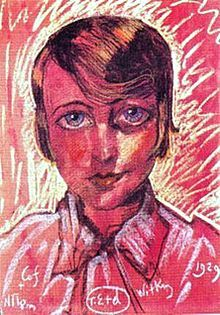 Rodzina Żona Pink Painting, Abyssinian, Pink Ladies, Fiction, Culture, Painters, Drawings, Polish, Image