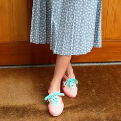 F-TROUPE - JELLY BATHING SHOES (PASTEL PEACH)
