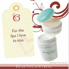For kissable, softer than ever lips in just two easy steps. Shop now www.beautipage.com/bcspasbyangie #ValentinesDay #Gifts #skinlogics®lipapeel®
