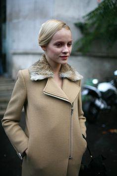 They Are Wearing: Paris Fashion Week - WWD.com