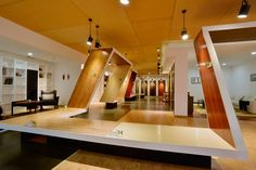 H3 Experience Center / Nota Design Group