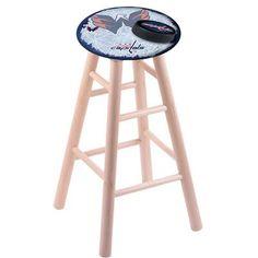"Holland Bar Stool NHL 30"" Bar Stool with Cushion"