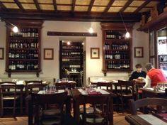 Il Chianti in Roma, Lazio  Best Pasta Carbonara we had in Rome - near the Trevi Fountain.  It's also a B&B.