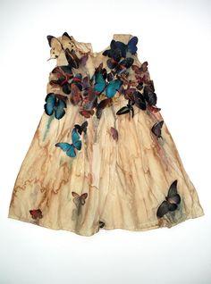 Louise Richardson butterfly dress 2