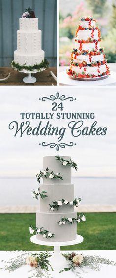 24 Wedding Cakes That Made 2016 So Much Sweeter #timbeta #sdv #betaajudabeta