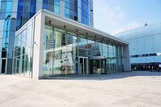 Inchiriere birouri premium zona Aviatiei | Axia Bucharest, Offices, Garage Doors, Building, Outdoor Decor, Home Decor, Decoration Home, Room Decor, Buildings