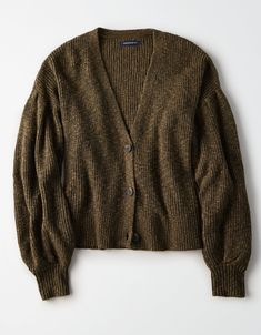 Shop Cardigans at American Eagle to find your new favorite women's sweater. Swaggy Outfits, Cute Casual Outfits, Pretty Outfits, Mode Vintage, Look Cool, Aesthetic Clothes, Ideias Fashion, Fashion Outfits, My Style