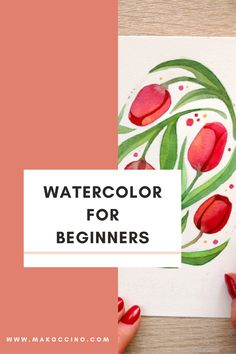 Are you wanting to get back into watercolor painting? Check out this blog for tips on how to watercolor paint! Hey, I'm Mako from the YouTube channel 'makoccino'! Here you will find my tips and tutorials on how to do watercolor paintings! Find me on Instagram @makoccinos #watercolor #watercolorartist #howtowatercolor Watercolor Beginner, Watercolor Tips, Watercolor Tutorials, Watercolor Techniques, Watercolor Paintings, Painting Process, Painting Tips, Mosaic Diy, Easy Paintings