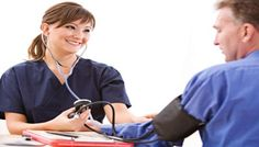 High Blood Pressure Can Damage Brain.