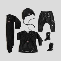 Durability🖤 We've got it in the bag with our black winter range. Shop the separates and make your own outfit Sticky Fudge, Cotton Thread, Separates, Little Ones, Range, Winter, How To Make, Outfits, Shopping