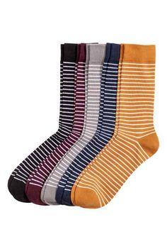 Balení: 5 párů ponožek