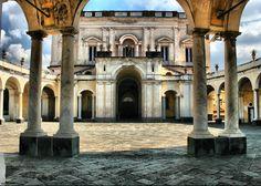 Campania San Giorgio A Cremano Villa Campolieto #TuscanyAgriturismoGiratola