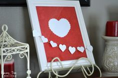 The 36th AVENUE   30 Handmade Valentine Crafts and Ideas   The 36th AVENUE