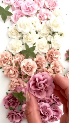80 best paper flowers images on pinterest in 2018 flower wall available in 16 romantic shades these paper flowers are the perfect icing for all of mightylinksfo