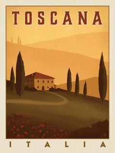 Anderson Design Group – World Travel – Italia: Toscana