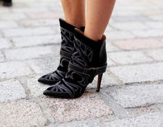 Milwaukee boot by Isabel Marant