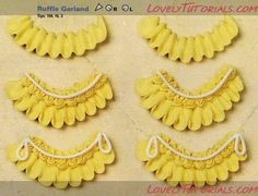 -buttercream flowers tips,tubes, nail templates - Мастер-классы по украшению тортов Cake Decorating Tutorials (How To's) Tortas Paso a Paso Cake Piping Techniques, Buttercream Techniques, Cake Decorating Techniques, Cake Decorating Tutorials, Cookie Decorating, Piping Icing, Cake Icing, Buttercream Cake, Cupcake Cakes